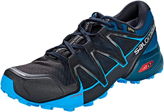 best sneakers 7c365 027db Running Gtx 2 Salomon Zapatillas Speedcross Vario Azul Hombre TAAXvn